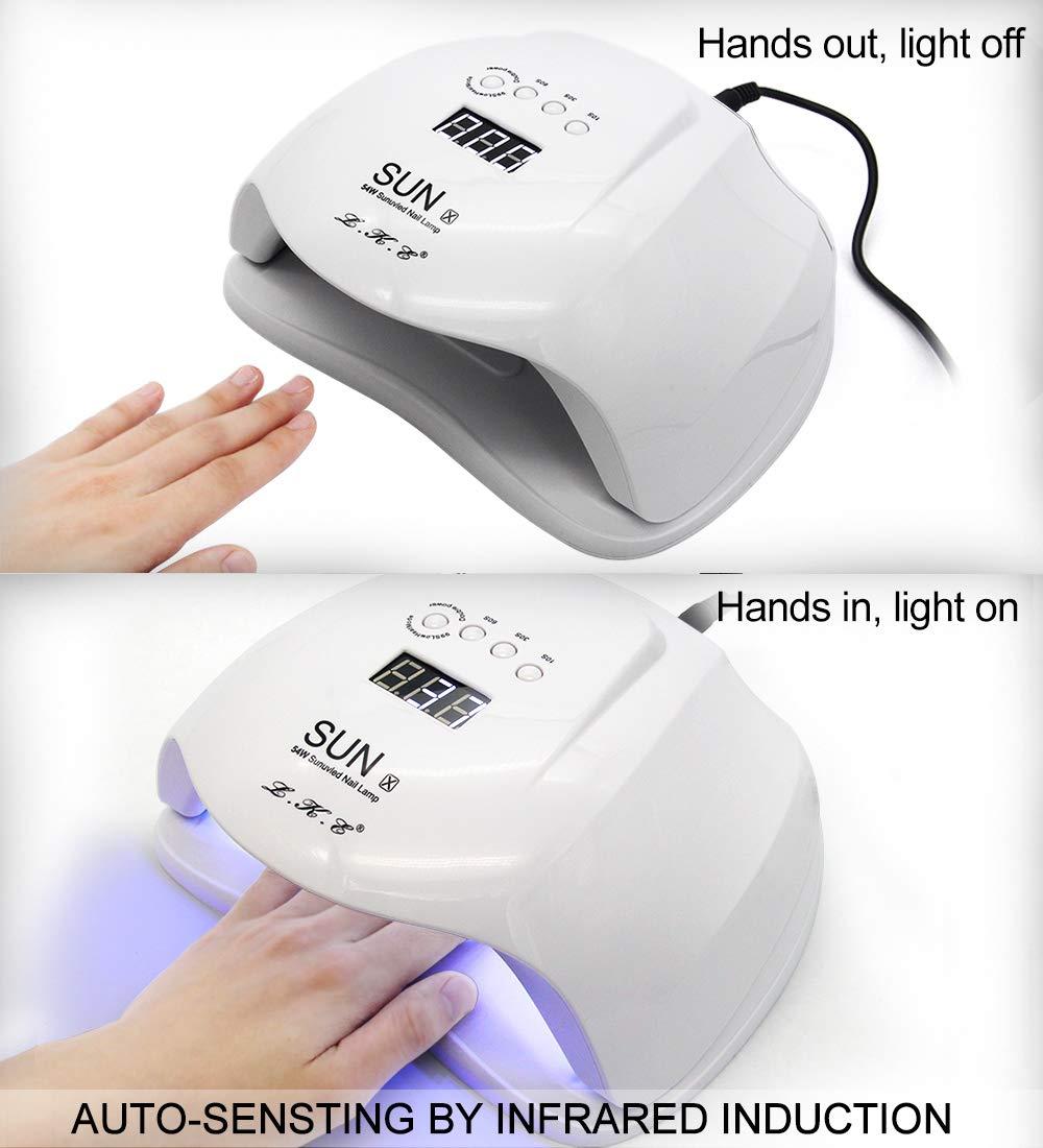 Professional Uv Led Nail Lamp Dryer